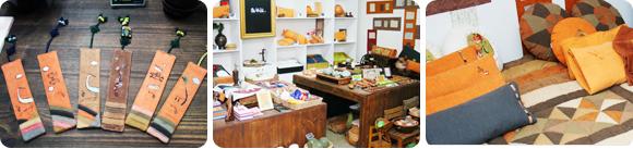 들꽃잠만의 특별함은 제품에 사용되는 재료를 직접 재배, 염색, 제작하여 완성된 제품을 직접 판매하는데 있다.